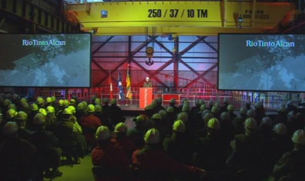 Inauguration centrale de shipshaw