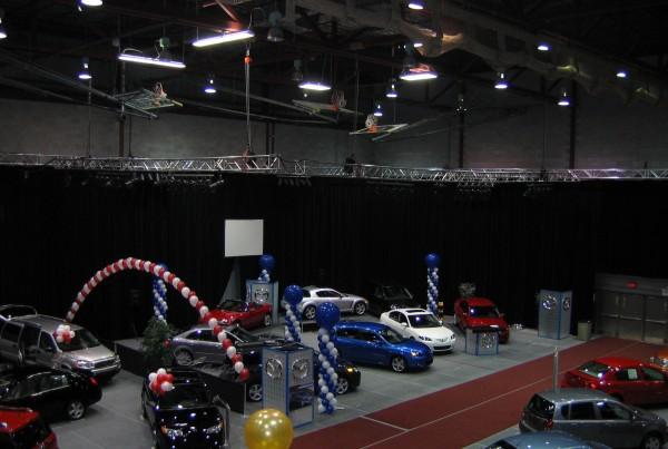 Salon de l'auto Saguenay